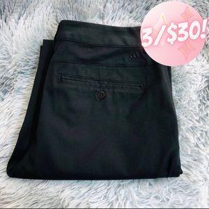 💖3/$30💖 Adidas Straight Leg Stretch Pants Black
